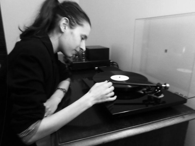 Oh. aka Olivia Hadjiioannou - Vinyl