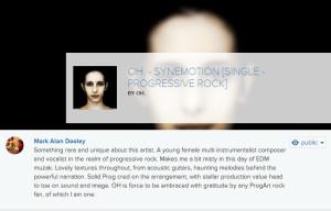OH. - Synemotion - Fluence