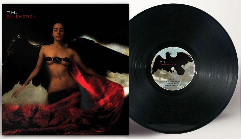 Synemotion - Album Cover