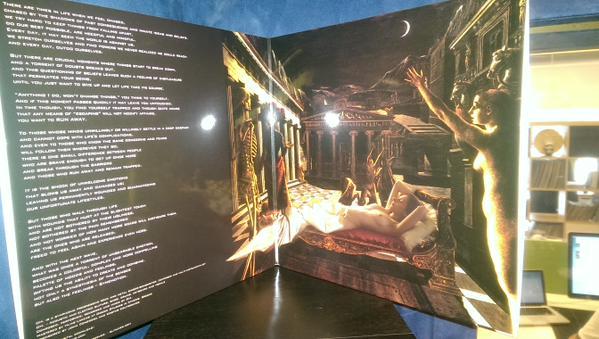 Mobineko - OH. Vinyl Album Cover