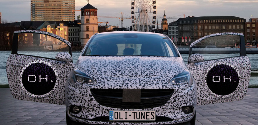 Opel OH! - OH. Progressive Rock