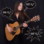 John Lennon Tuned His Guitar at A=444 Hz (C=528Hz) Should We Too?