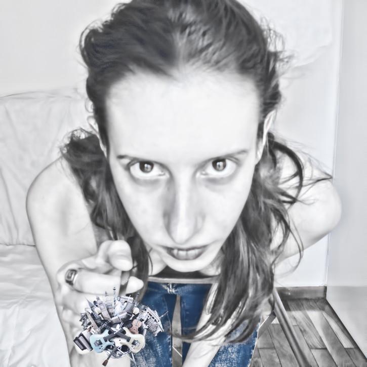 Avant- Garde Progressive Rock and Progressive Metal Musician Guitarist Sound