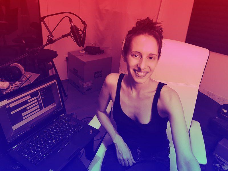 Oh. aka Olivia Hadjiioannou - Metal Radio