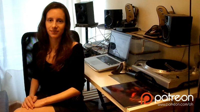 Ολίβια Χατζηιωάννου - Olivia Hadjiioannou - OH.