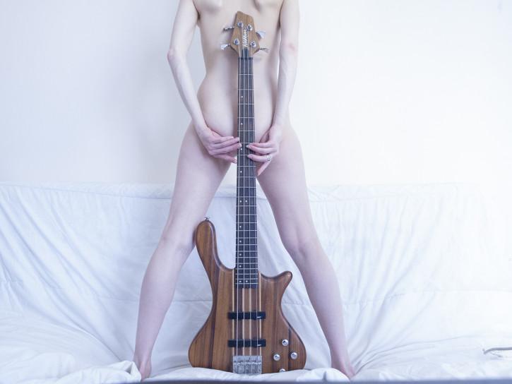 A Naked Musician - OH. Olivia Hadjiioannou