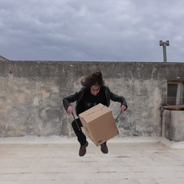 Drum Cardboard box - Olivia Hadjiioannou - Oh.