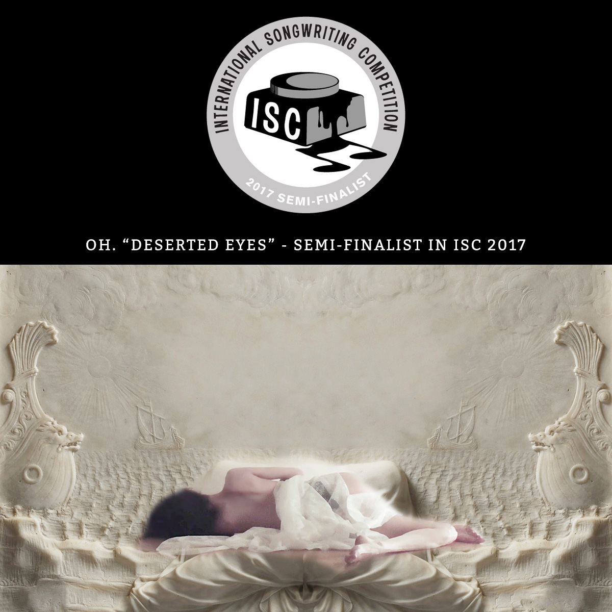 isc International Songwriting Contest - Olivia Hadjiioannou - Oh.