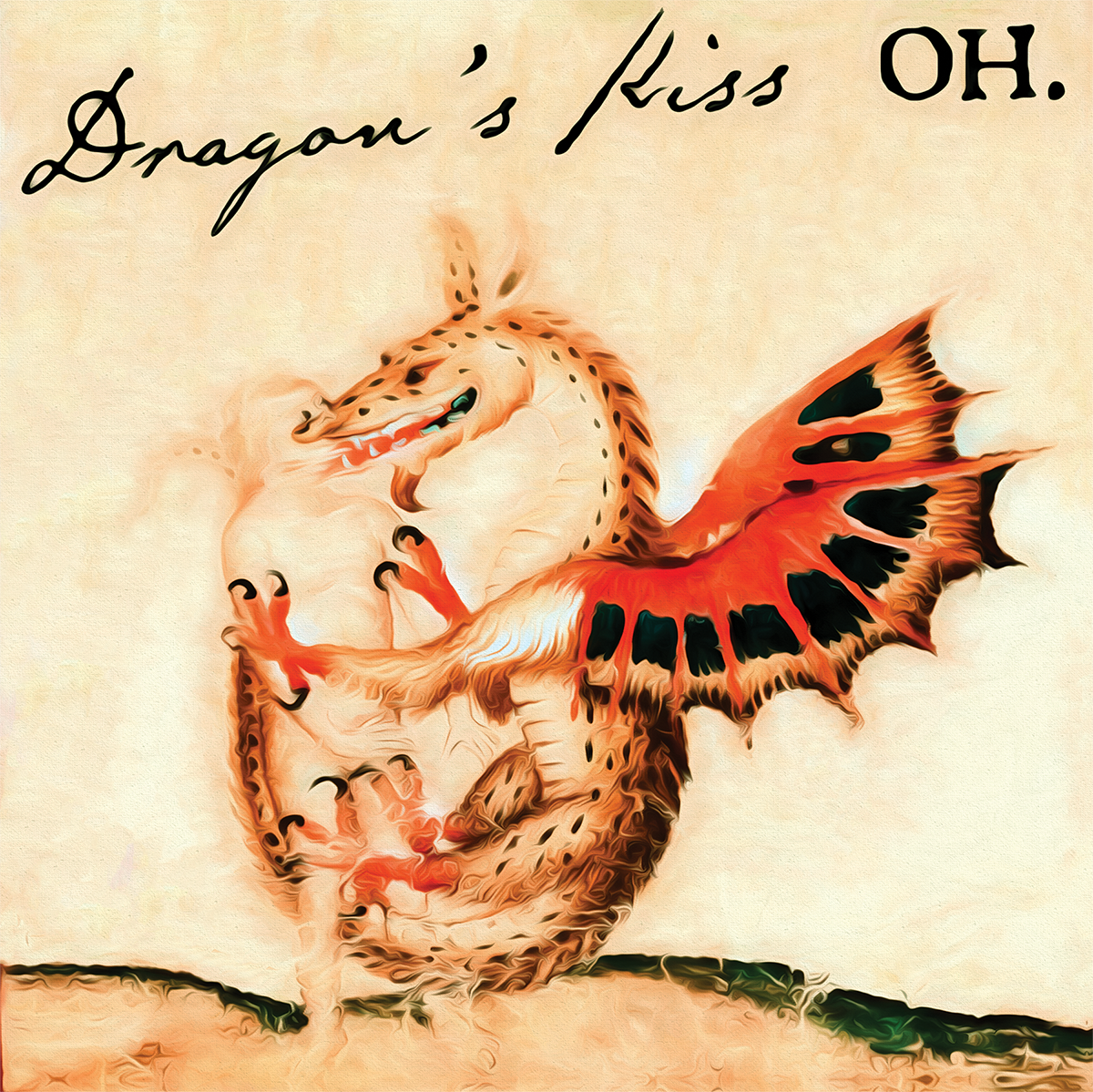 """Dragon's Kiss from the ""Metallia"" album by Oh."