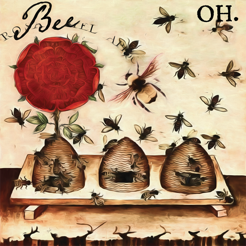 """Bee"" from the Metallia Album by Oh."
