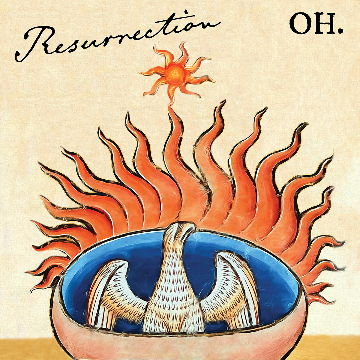 """Resurrection"" from the ""Metallia"" album by Oh."