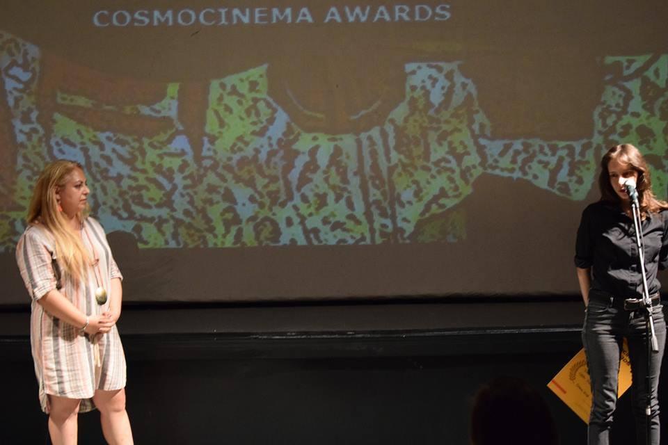 LGFF 2018 - Odysseus & Cosmocinema Awards in Athens @Cinema Alkyonis - 10 June 2018