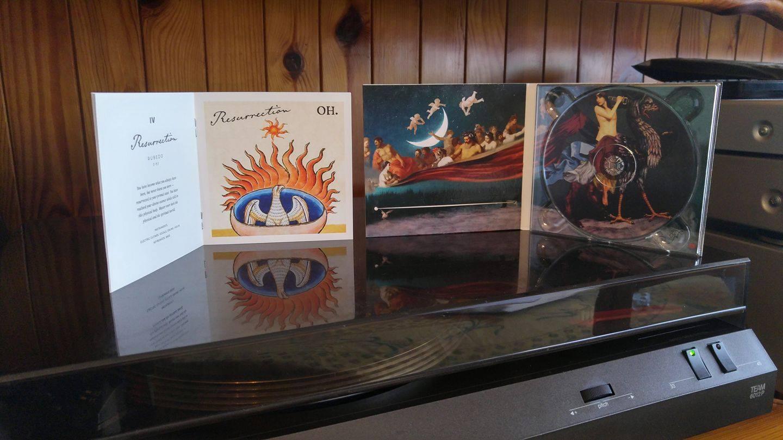 Phil Deville - Metallia Album - Oh.