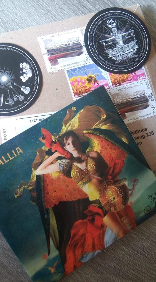 Metallia made it to Belgium!