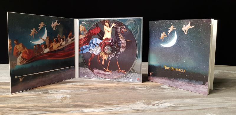 CD Metallia - Oh. aka Olivia Hadjiioannou