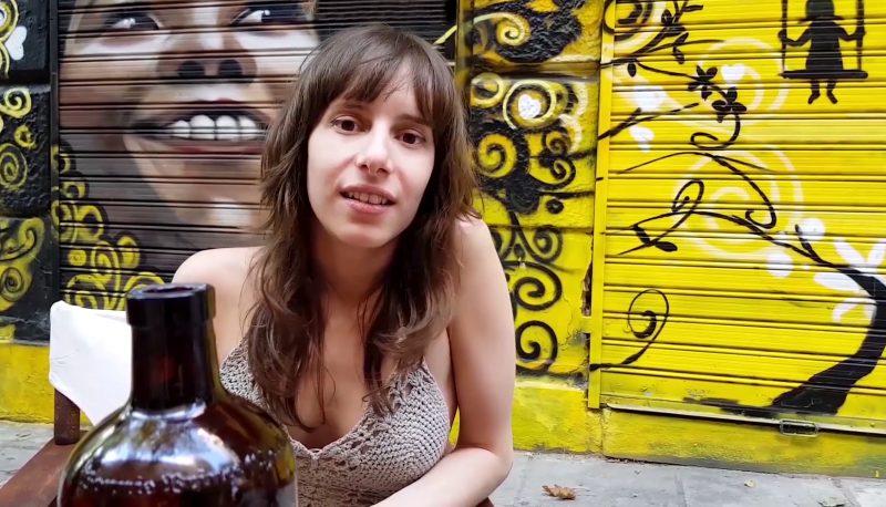 Oh. aka Olivia Hadjiioannou - Exarcheia Athens Greece