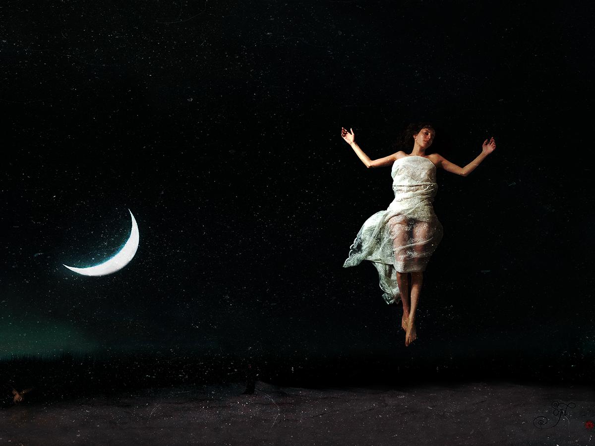 Oh. - Moon Photo