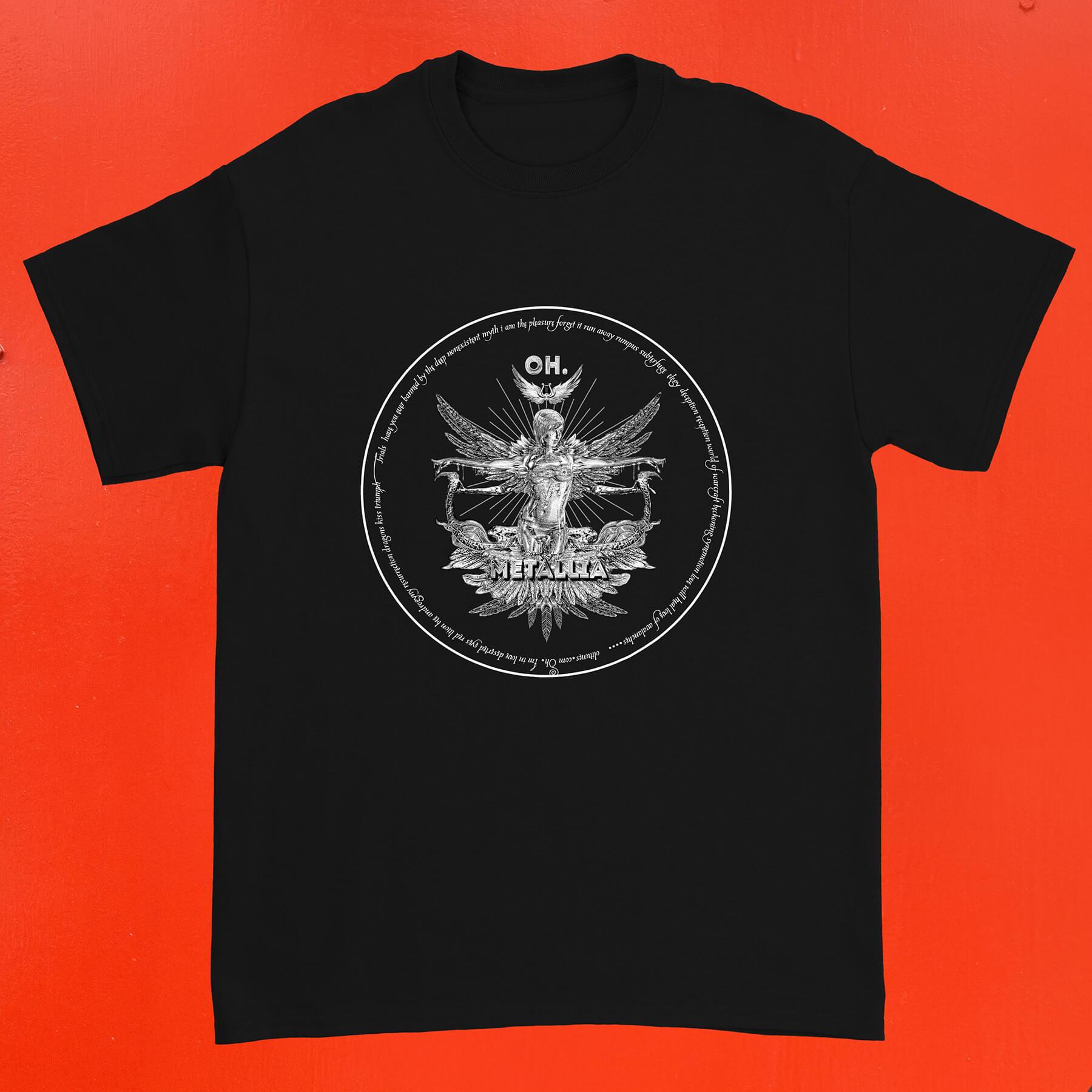 Metallia Emblem T-shirt