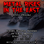 Metal Rises in The East