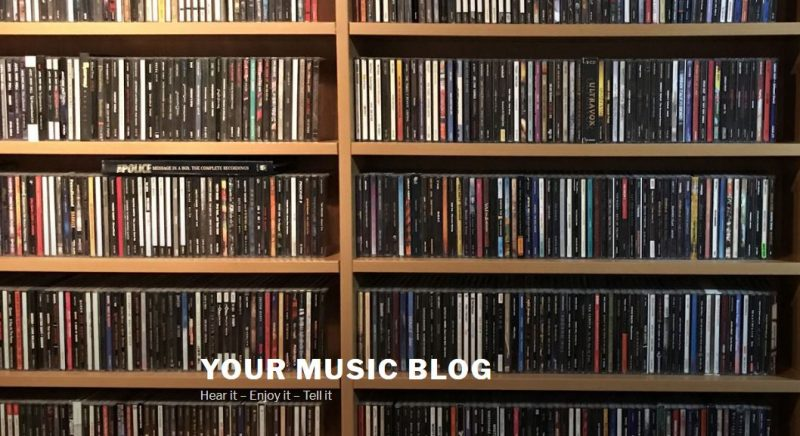 Your Music Blog