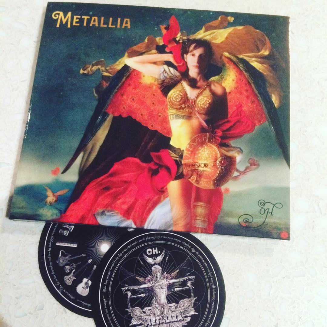 fan photo oh. metallia