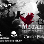 Metal Mom on Castle Blakk Radio