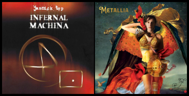 Infernal Machina - Jannick Top -- Metallia Oh.