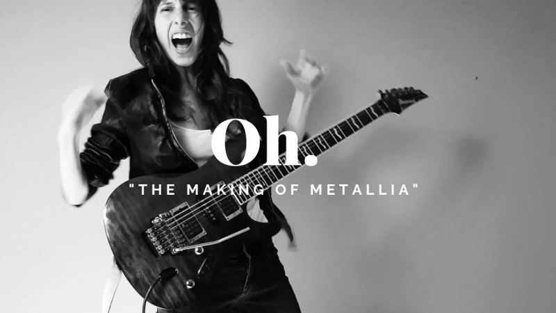 Oh. Olivia Hadjiioannou - The Making of Metallia