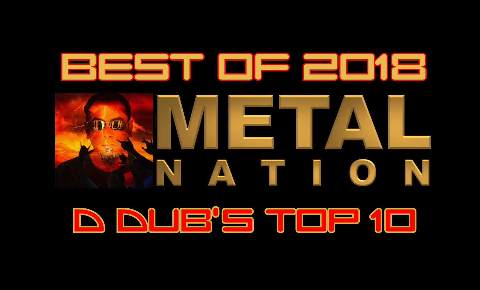 Metallia by Oh. #5 on Ddubs Top 10 Hard Rock and Metal Albums of 2018 on Metal Nation