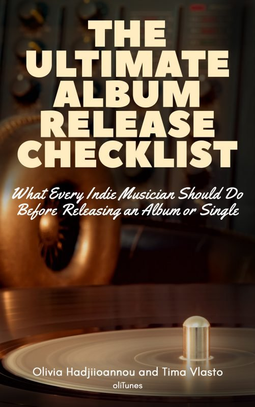 The Ultimate Album Release Checklist