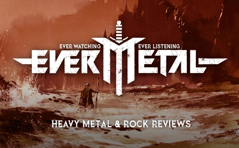 Metal Music Heavy Metal Rock Review Oh. aka Olivia Hadjiioannou