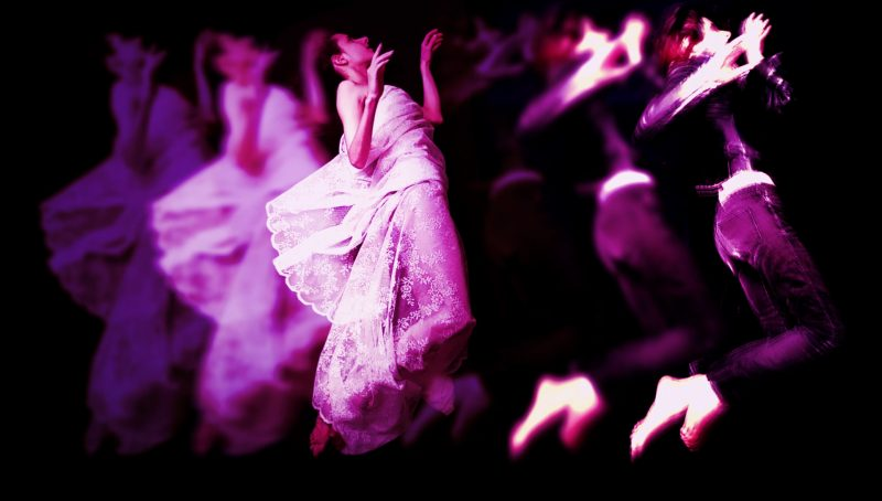 "Still from ""Red Lion"" by Oh. aka Olivia Hadjiioannou - Music Video Mixamo Adobe Effects"