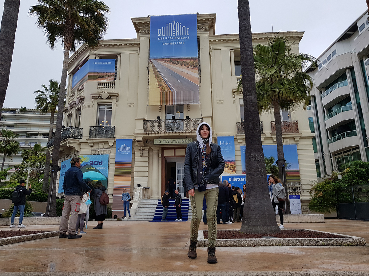 La Malmaison Art gallery housed in a former hotel showcasing solo exhibitions of 20th- & 21st-century artists. Oh.(Olivia Hadjiioannou) in Cannes during the Festival de Cannes 2019 (Cannes Film Festival) #Cannes2019 #ruedeantibes #cannes #france #frenchriviera