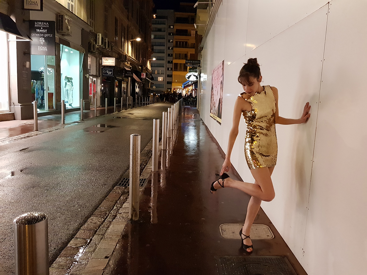 Oh.(Olivia Hadjiioannou) in Cannes during the Festival de Cannes 2019 (Cannes Film Festival) #Cannes2019 #ruedeantibes #cannes #france #frenchriviera