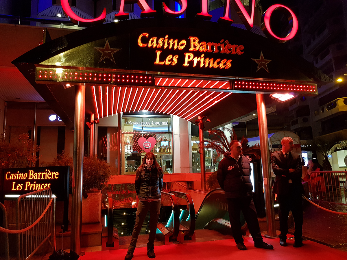 Casino Barrière Cannes - Les Princes Oh. (Olivia Hadjiioannou) in Cannes during the Festival de Cannes 2019 (Cannes Film Festival) #Cannes2019 #ruedeantibes #cannes #france #frenchriviera
