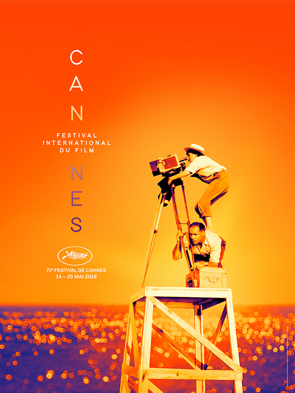Official Poster of Cannes Film Festival 2019