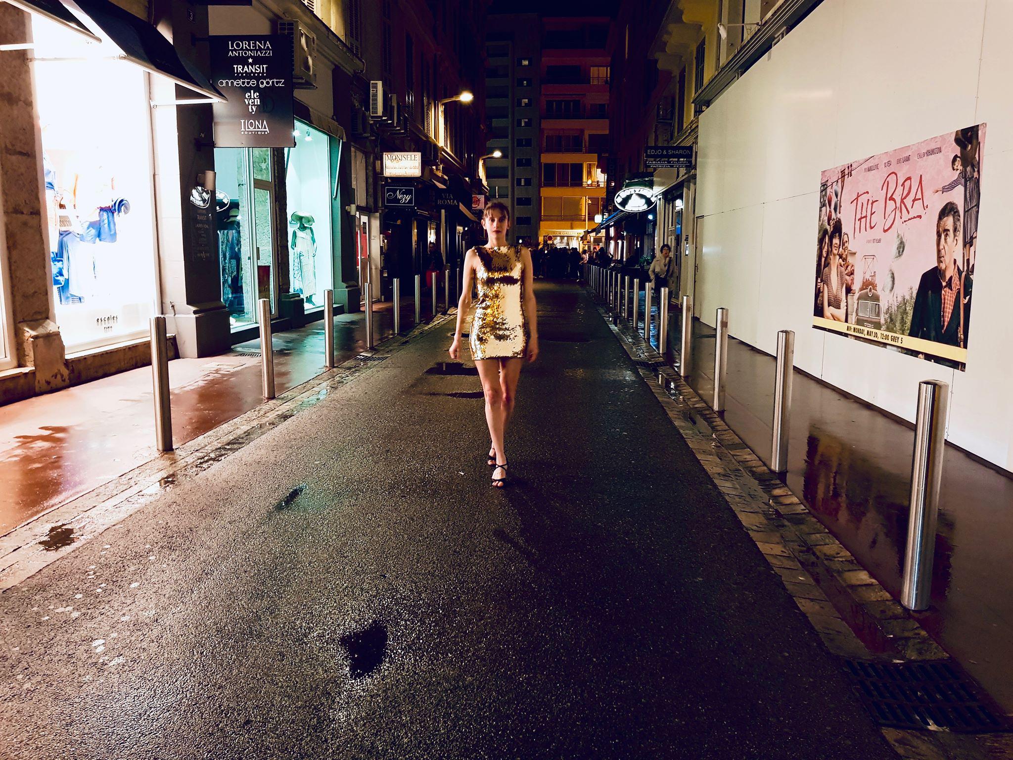 Cannes Olivia Hadjiioannou