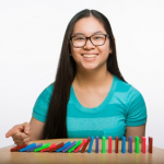 Lily Hevesh is a professional Domino Artist