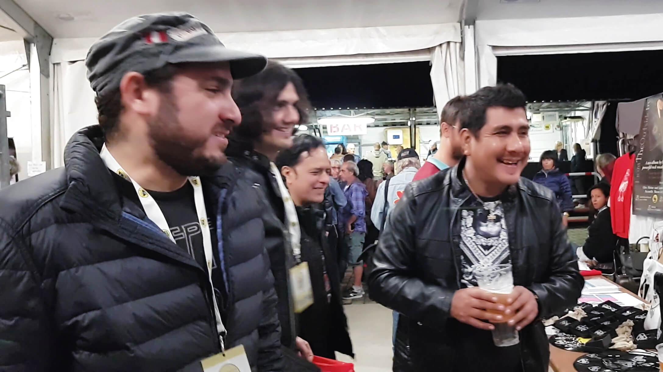 2Days Prog + 1 Festival Flor de Loto, Olivia Hadjiioannou, Oh. Metallia Veruno Italy