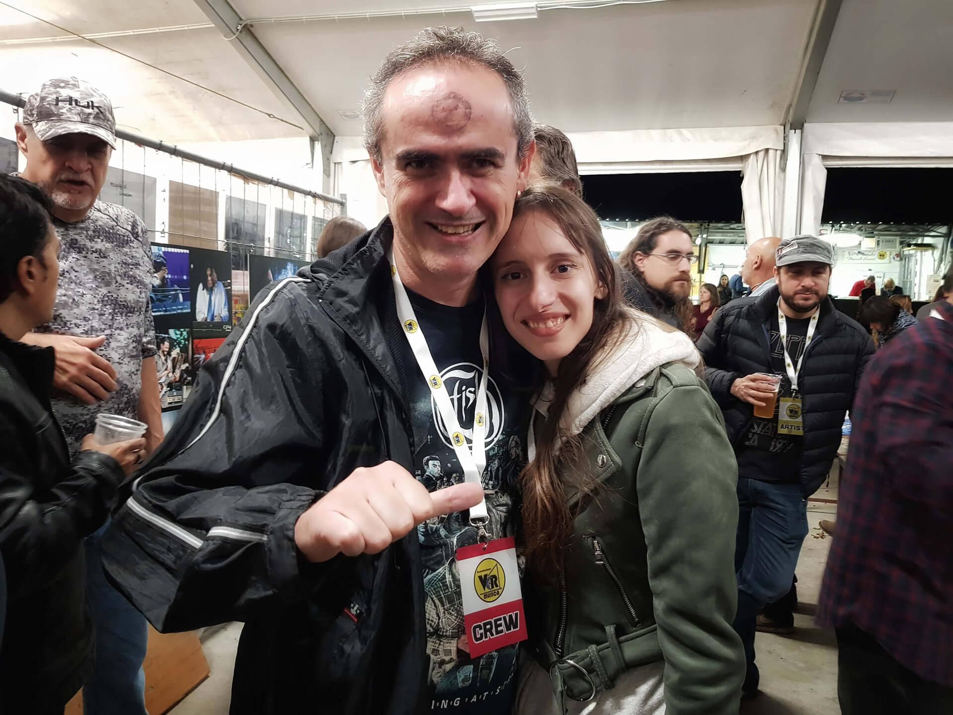 2Days Prog + 1 Festival Olivia Hadjiioannou, Oh. Metallia Veruno Italy Renaud Oualid Koid'9