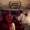 """Red Lion"" by Oh. Official Selection in the 15th Athens Animfest 2020"